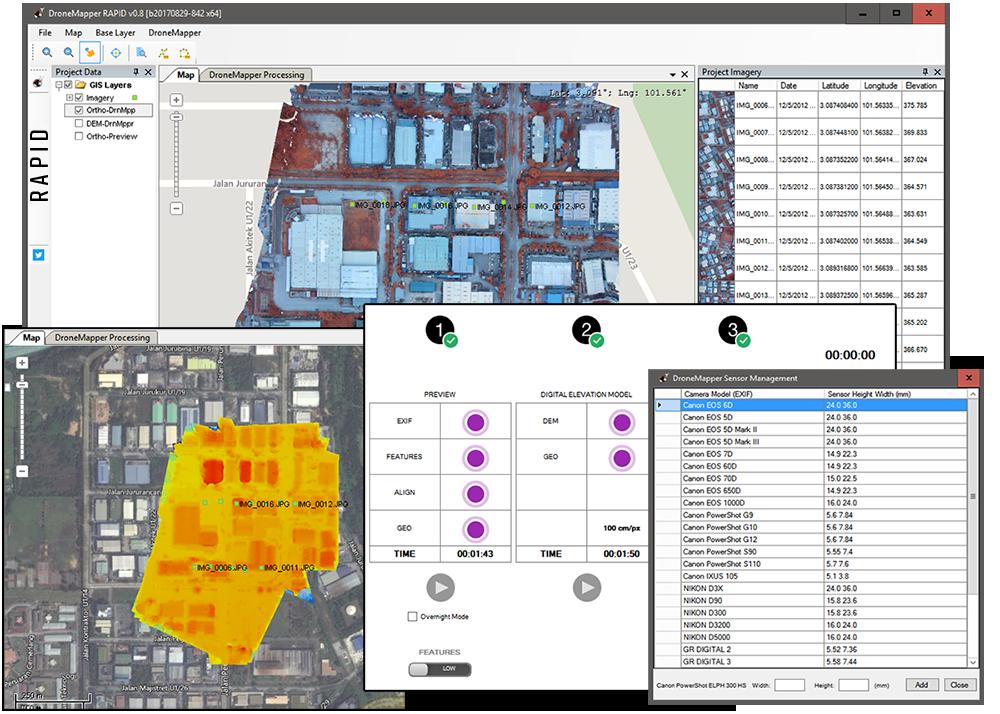 DroneMapper Software Downloads DroneMapper - Drone mapping software free