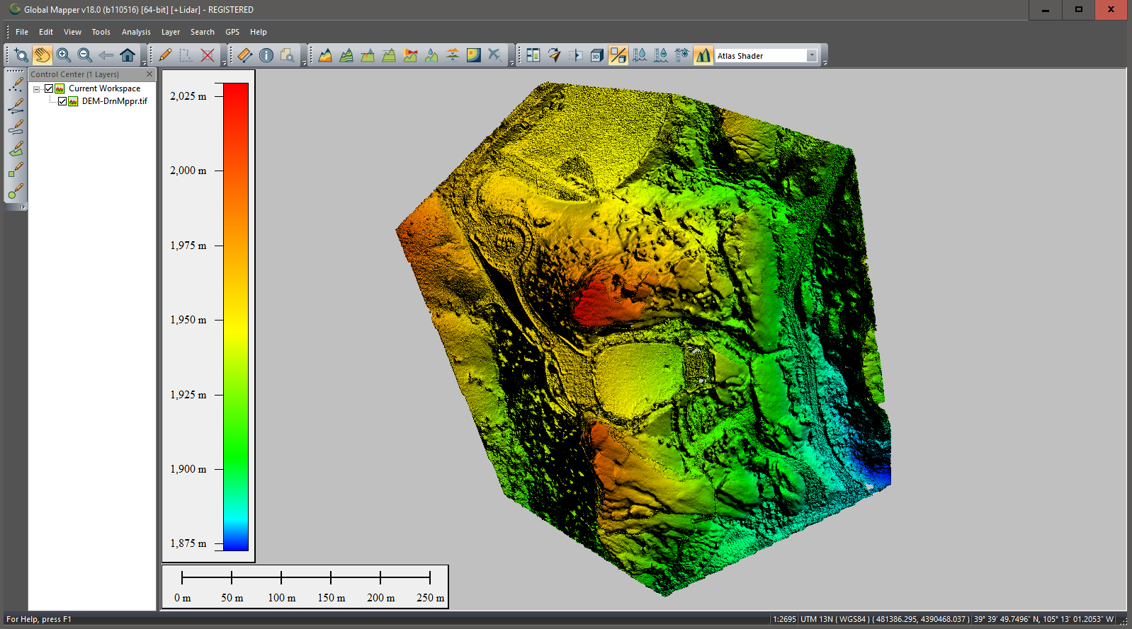 Processing Oblique or Oblique + NADIR Imagery in 3D Mode