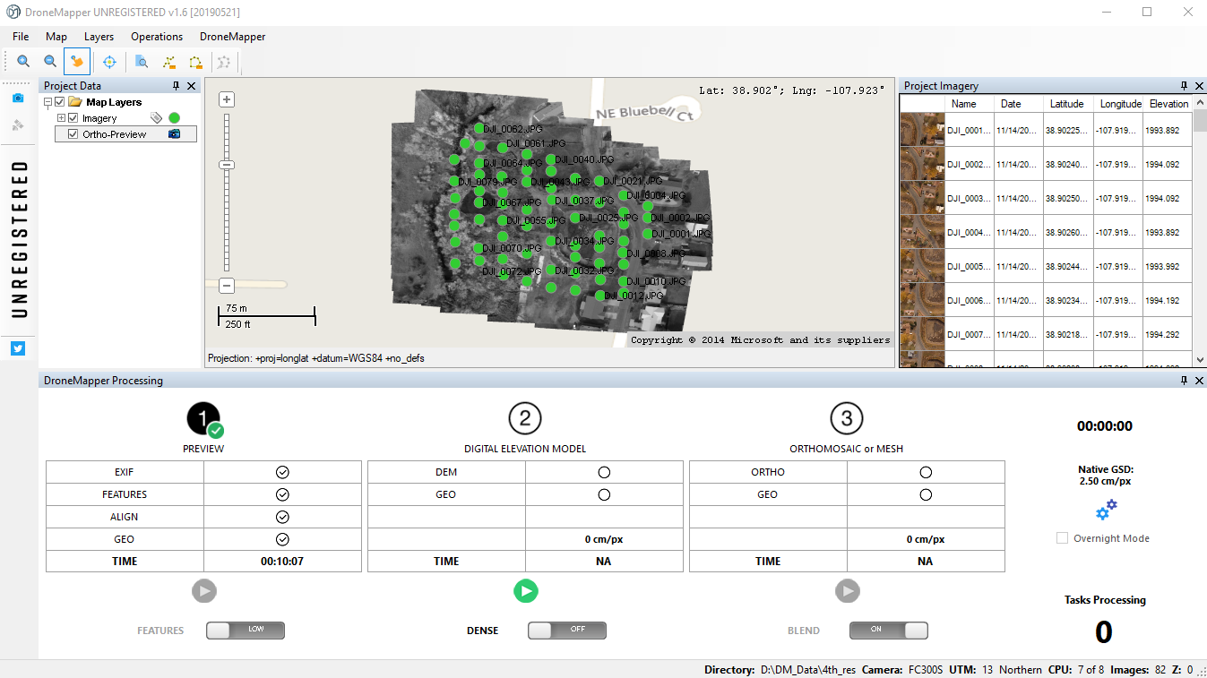 DroneMapper Software & Downloads - DroneMapper